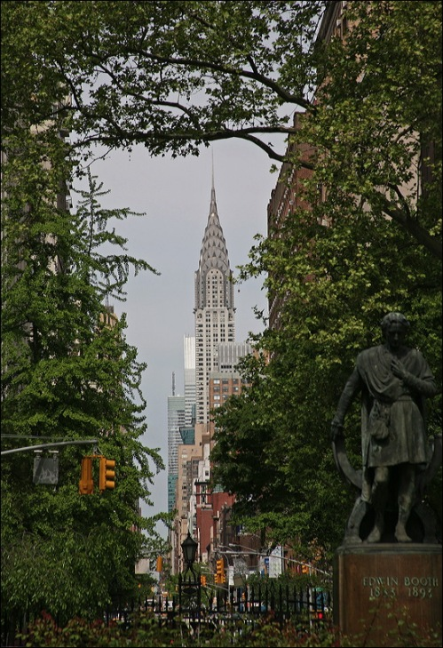 New York City, Manhattan, Chrysler Building