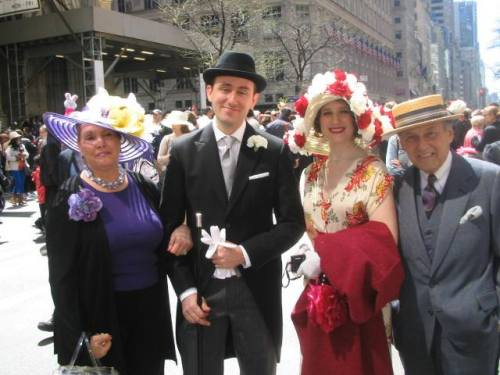 easter parade 2012 NYC
