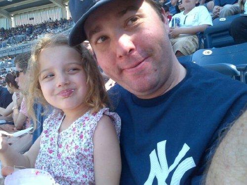 Yankee Stadium, NY Yankees, Finny, Finley Ray Clark