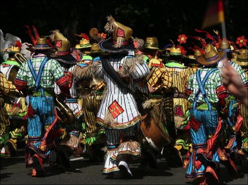 Steuben Parade, German parade, Central Park