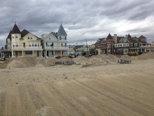 Ocean Grove, Hurricane Sandy, Jersey shore,