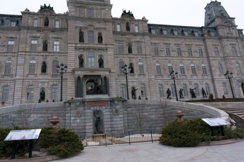 The Parliament of Quebec