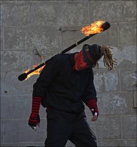 Balancing The Burn