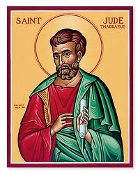 St. Jude Patron Saint of Things Impossible