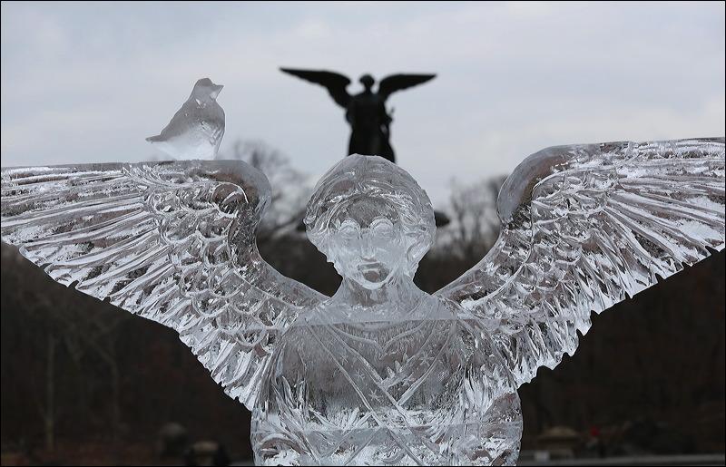 Central Park Snow - City Still Life (4/6)