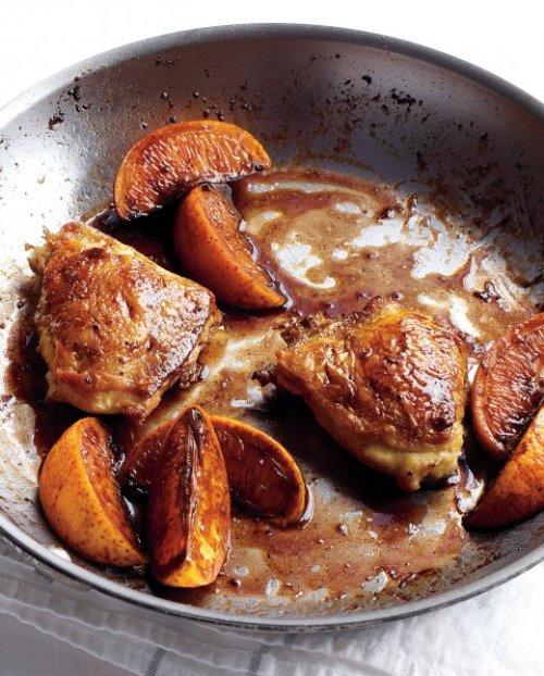 Balsamic Orange Chicken