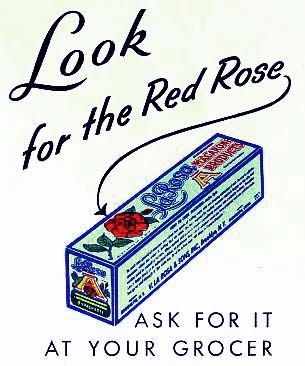 Look For The Red Rose