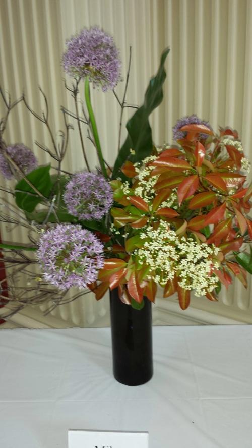 The Art of Japanese Flower Arrangements