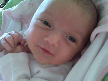 Sweet baby Finley Ray