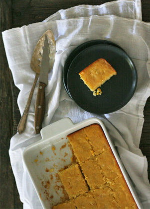 Honey Glazed Cornbread