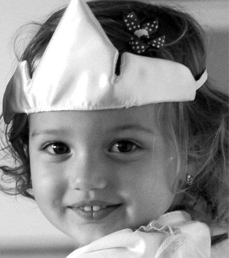 Finley in her Nurse Costume