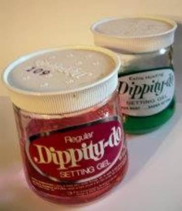 Sticky Icky Dippity-Do