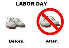 No White Shoes