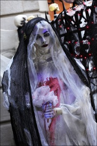 Pretty Scary Lady