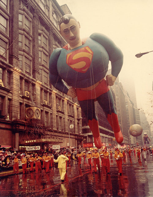 It's A Bird, It's A Plane, It's Superman!