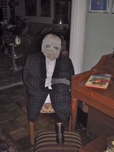 Ghastly Ghostly George