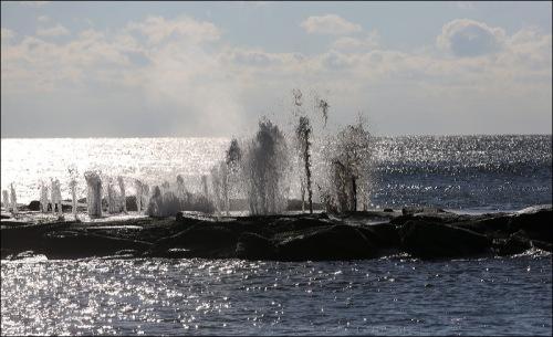 High Tide Geysers