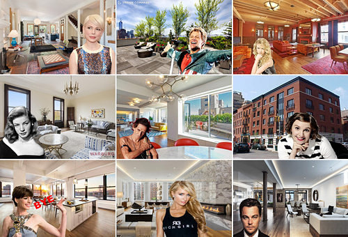 New york speaks pbenjay 39 s blog for Celebrities homes in nyc
