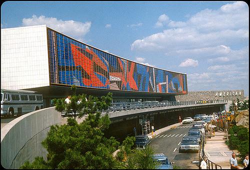 American Airlines Terminal JFK Airport